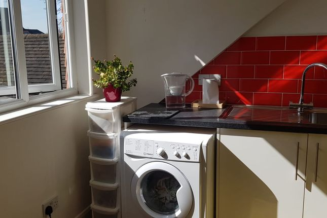 Kitchen Area of Chase Side, London N14