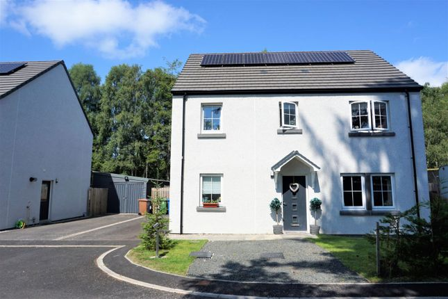 Thumbnail Detached house for sale in Belmaduthy Gardens, Munlochy