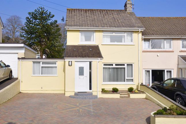 Thumbnail Semi-detached house for sale in Mongleath Avenue, Falmouth