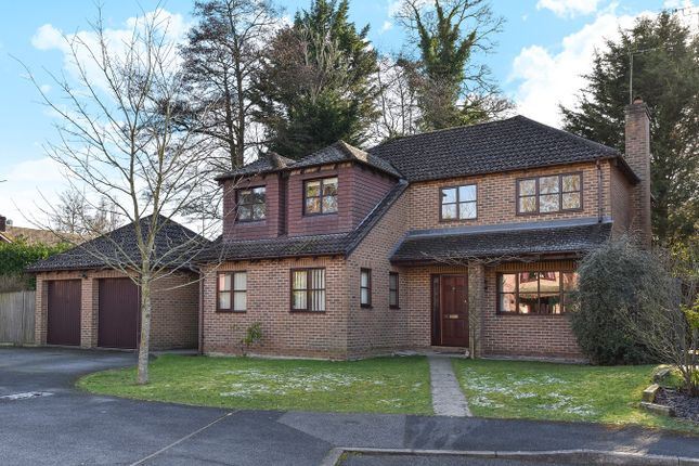 Thumbnail Detached house for sale in Benson Road, Crowthorne