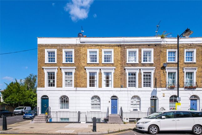 Thumbnail Terraced house for sale in Offord Road, London