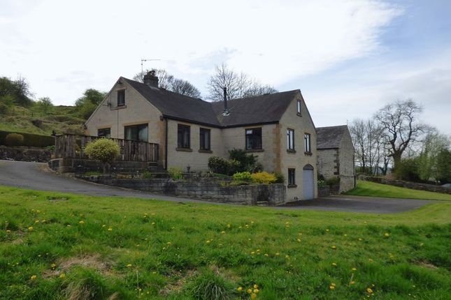 Thumbnail Farmhouse for sale in Main Road, Wensley, Matlock