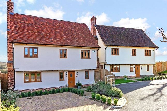 Thumbnail Detached house for sale in St Edmunds Lane, Great Dunmow, Essex