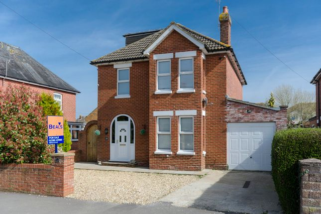 Thumbnail Detached house for sale in Heathfield Road, Southampton