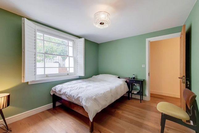 Thumbnail Flat for sale in Stratford Villas, Camden Town, London