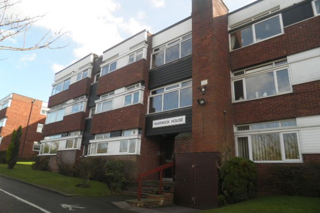 Thumbnail Flat to rent in Monmouth Drive, Sutton Coldfield