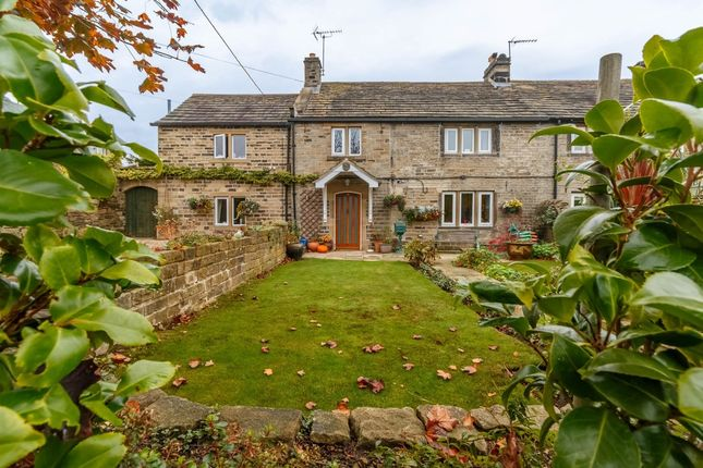 Thumbnail End terrace house for sale in Far Lane, Hepworth, Holmfirth