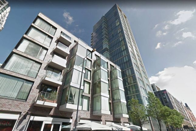 Thumbnail Flat for sale in Leman Street, Aldgate East