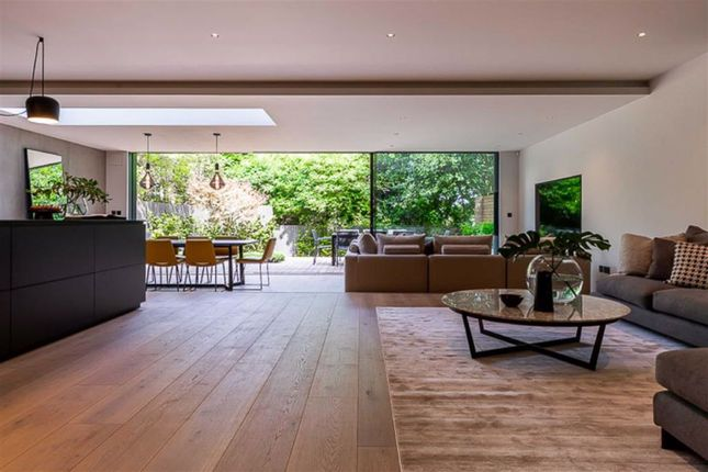 Thumbnail Link-detached house for sale in Hampstead Hill Gardens, Hampstead, London