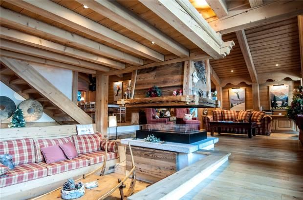 Thumbnail Property for sale in Jardin Alpin, Courchevel 1850, French Alps, 73120