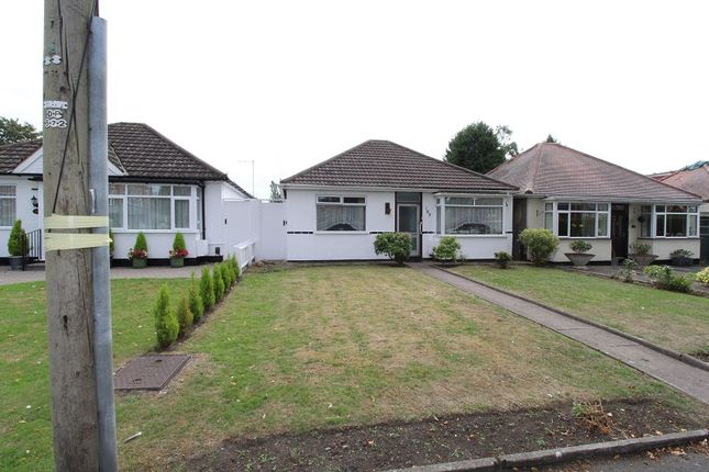 Thumbnail Detached bungalow for sale in Spies Lane, Quinton