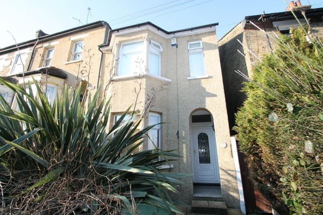 Thumbnail End terrace house to rent in Picardy Road, Belvedere