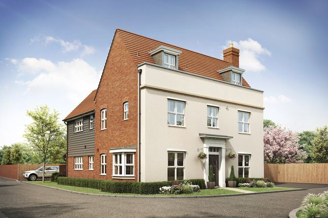 """Thumbnail Detached house for sale in """"The Winchester"""" at Hollow Lane, Broomfield, Chelmsford"""
