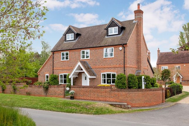 Thumbnail Detached house for sale in Ferry Road, South Stoke, Reading