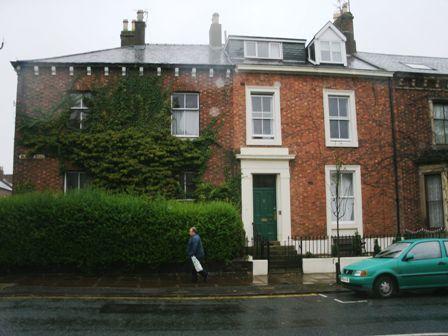 Thumbnail Flat to rent in Warwick Road 4, Carlisle, Cumbria