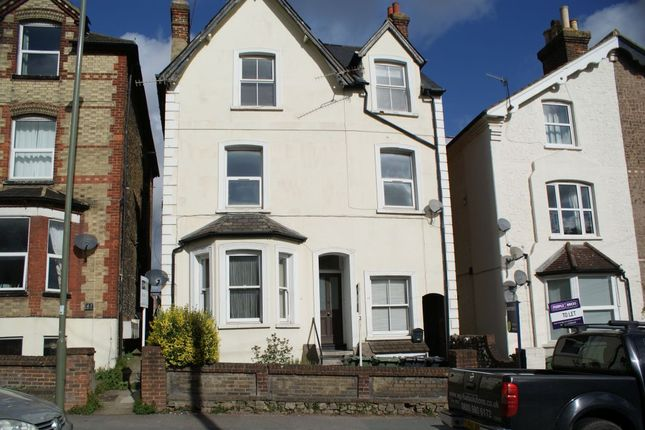 Thumbnail Flat for sale in Farnham Road, Guildford