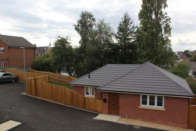 Thumbnail Bungalow for sale in Uppleby Rroad, Parkstone, Poole