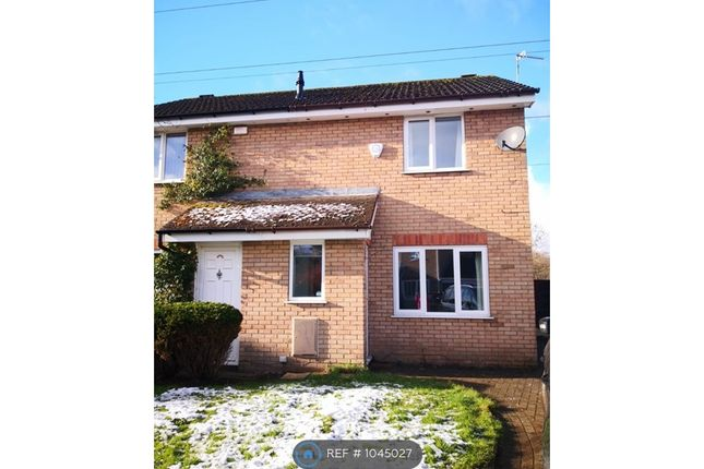 3 bed semi-detached house to rent in Avocet Drive, Broadheath, Altrincham WA14