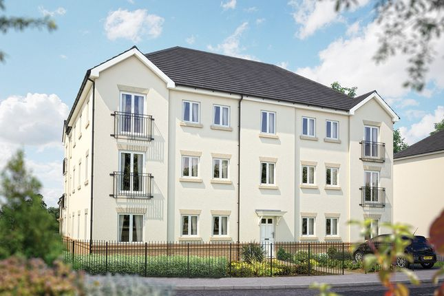 "Thumbnail Flat for sale in ""The Purnell"" at Hallatrow Road, Paulton, Bristol"