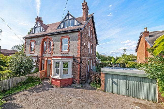 5 bed semi-detached house for sale in Hatton Lane, Stretton, Warrington, Cheshire WA4