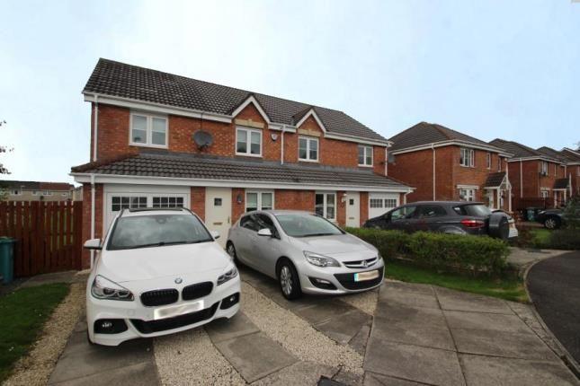 Thumbnail Semi-detached house for sale in Glenheath Drive, Glenboig, Coatbridge, North Lanarkshire