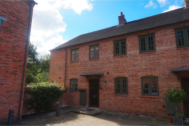 3 bed end terrace house for sale in Reynolds Wharf, Coalport, Ironbridge