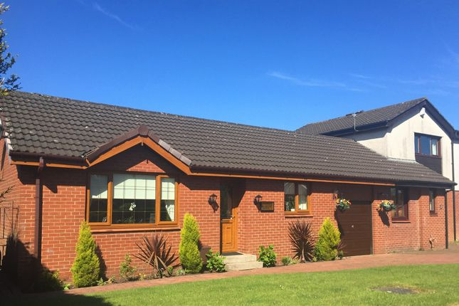 Thumbnail Bungalow for sale in Auchinleck Drive, Robroyston, Glasgow