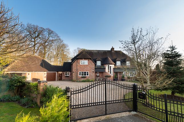 Thumbnail Detached house for sale in Abbey Manor Park, The Squires, Evesham, Worcestershire