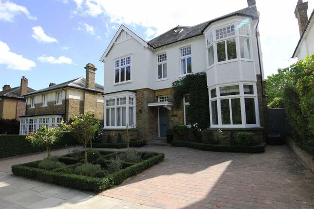 Thumbnail Detached house for sale in The Crescent, Barnet