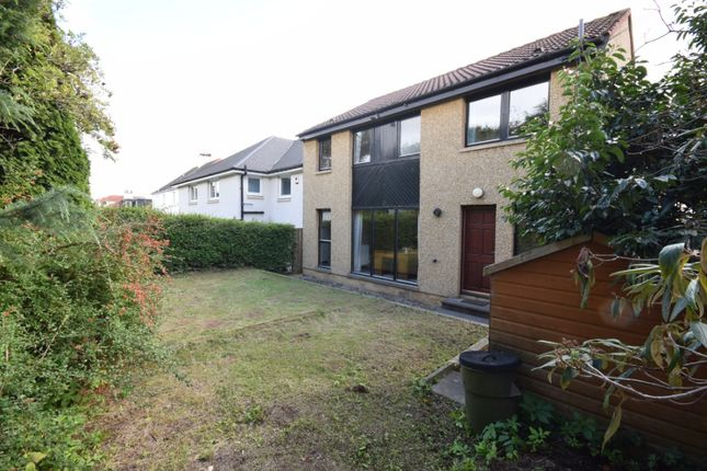 Thumbnail Detached house for sale in Barony Terrace, Corstorphine, Edinburgh