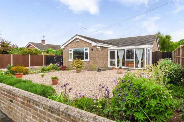 3 bed bungalow for sale in Chestnut Close, Horncastle, Lincolnshire