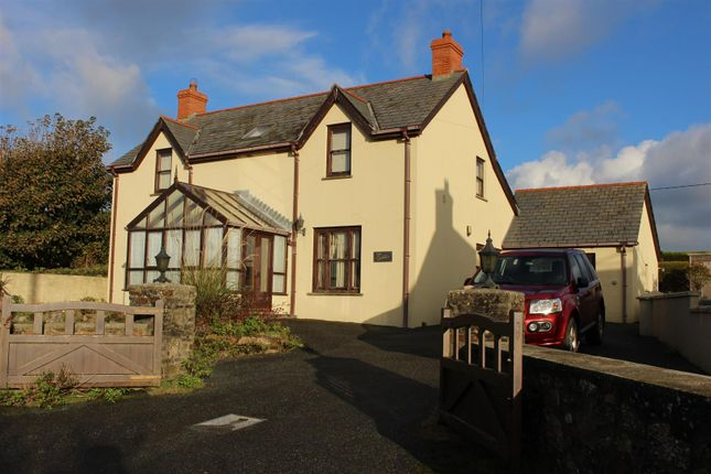 Thumbnail Detached house for sale in Glebe Lane, Marloes, Haverfordwest