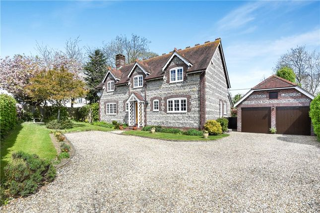 Thumbnail Detached house for sale in Olivers Mead, Child Okeford, Blandford Forum