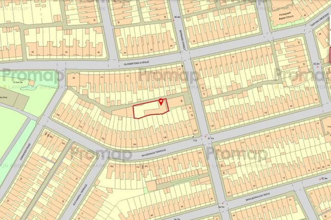 Thumbnail Land for sale in Bernard Street, Uplands, Swansea, City And County Of Swansea.