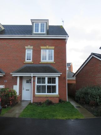 Thumbnail Semi-detached house to rent in Doveholes Drive, Sheffield