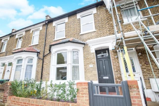 Thumbnail Terraced house for sale in Trulock Road, London