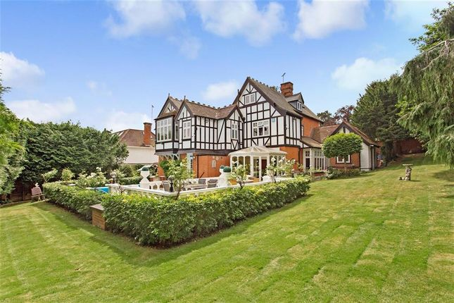 Thumbnail Detached house for sale in Connaught Avenue, Loughton, Essex