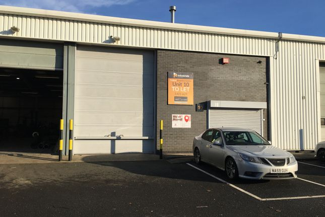 Thumbnail Industrial to let in Unit 10 Trident Business Centre, Startforth Road, Middlesbrough