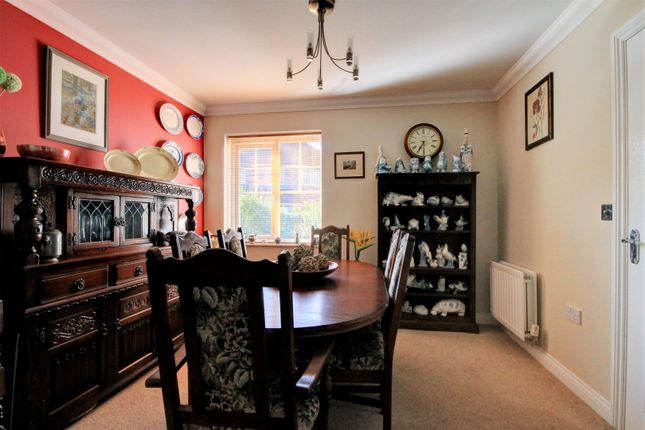 Dining Room of Village Gate, Howden Le Wear, Crook DL15
