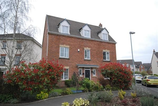 Thumbnail Detached house for sale in Hornchurch Court, Hopwood, Rochdale