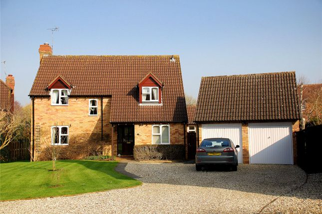 Thumbnail Detached house for sale in Appleton Way, Hucclecote, Gloucester, Gloucestershire