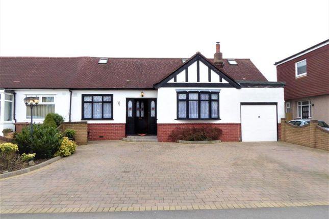 Thumbnail Semi-detached bungalow for sale in Steynton Avenue, Bexley, Kent