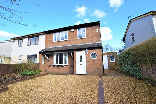 3 bed semi-detached house for sale in Causley Road, Bucknall, Stoke-On-Trent ST2