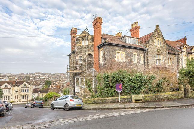 Thumbnail Flat for sale in Trelawney Road, Bristol