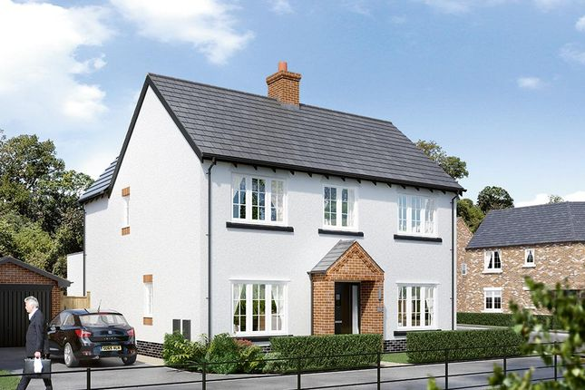 "Thumbnail Detached house for sale in ""The Tetbury"" at Dark Lane, Whatton, Nottingham"
