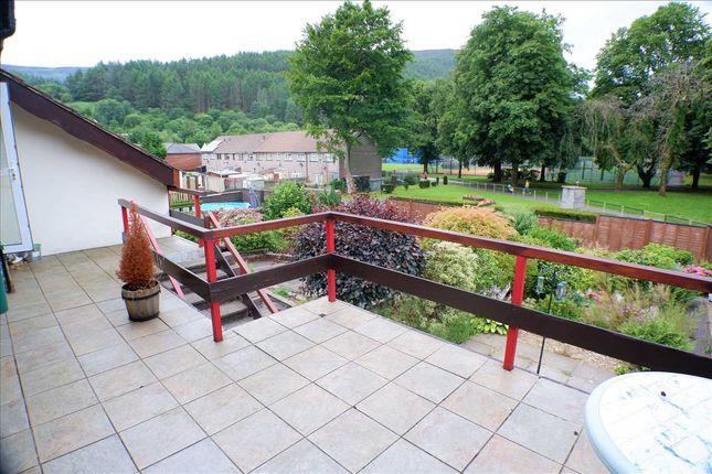 Terrace of Crud Yr Awel, Station Street, Treorchy CF42