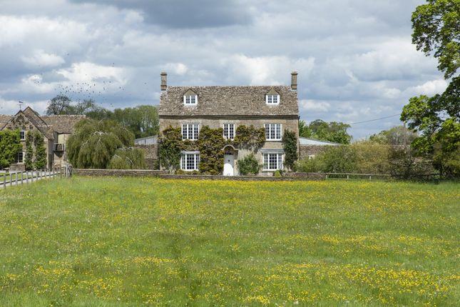 Thumbnail Country house for sale in Eastcourt Farm, Eastcourt, Malmesbury, Wiltshire