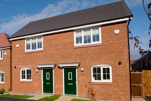 Thumbnail Terraced house to rent in Rialto Gardens, Basten Drive, Salford