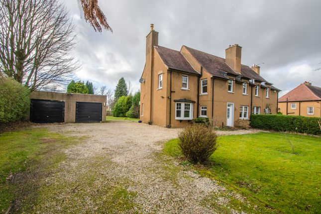 Thumbnail Semi-detached house for sale in Mill Road, Bothwell, Glasgow