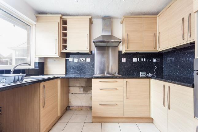 Kitchen of Beatrice Place, Blackburn, Lancashire BB2